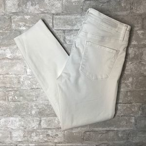 Articles of Society Carly Cropped Hem Jeans Sz 27